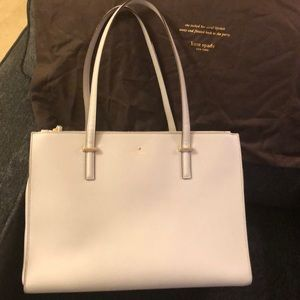 Kate Spade Tote Purse in Light Blue (authentic)